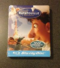 Disney RATATOUILLE Blu-Ray SteelBook Future Shop Exclusive Canada New OOP & Rare