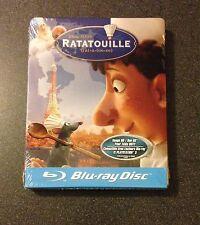 Disney RATATOUILLE Blu-Ray SteelBook Future Shop Exclusive Canada New OOP & Rare