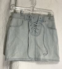 Forever 21 Womens Mini Skirt Sz 24