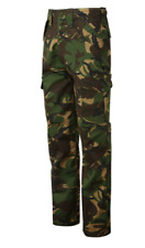 Mens 901/C Blue CastleCargo Combat Work Trousers Army Military Camo Camouflage