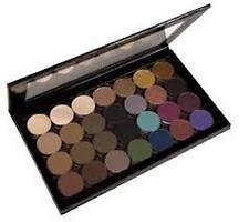 Empty Eyeshadow Palette Blush Large Makeup Tin Holder Pan Empty Box geek refill