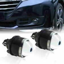 2pc 2.5 inch Fog Light Projector Lens H11 Bulbs High/Low Beam Bi-Xenon HID White