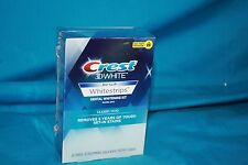 Crest 3D Whitestrips No Slip Classic Vivid Teeth Whitening 20 STRIPS EXP 2018