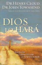 Dios Lo Hara: Que Hacer Cuando No Sabe Cual Senda Tomar (Spanish Edition), Towns