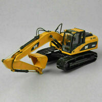 CAT 1/50TH Yellow 320D L Diecast Hydraulic Excavator Model Car Vehicles Gifts