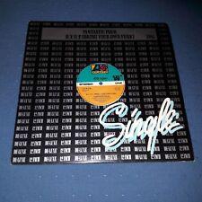 """Fantastic Four - B.Y.O.F Bring Your Own Funk b/w Sexy Lady 12"""" Single LV 14.1978"""