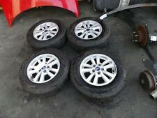 FORD ESCAPE, 4 X MAG WHEELS, FACTORY, 215-70-16 ZD, 04/08-01/12