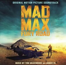 MAD MAX FURY ROAD OST LP VINYL NEW 180GM 33RPM