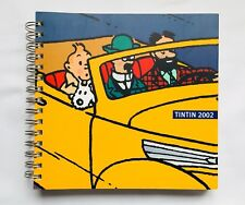 Agenda / Diary Tintin et Milou 2002 / HERGE / MOULINSART / BD
