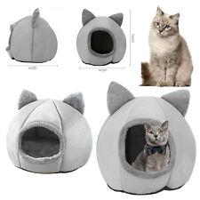 Haustier Katzen Nest Haus Bett Iglu Katzenhöhle Warm Hunde Katzen Höhlennest