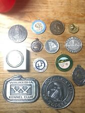 New listing Lot 984_Poodle and Dog Show Coins and Medallions