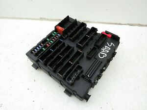 2007 SAAB 93 9-3 1.9 TiD FUSE BOX RELAY BOX 12764435