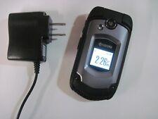 Great! Kyocera DuraXtp E4281 Camera Ultra Rugged Ptt 3G Flip Sprint Cell Phone