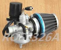 Carburetor & Air Filter ATV 50cc 90cc ARCTIC CAT 50 90 Carb