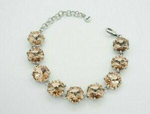 Stella & Dot Amelie Crystal Bracelet