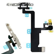 NEW Replacement Power Flex Cable With Bracket, Mic & Flash For iPhone 6 4.7""