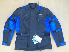 "RK SPORTS Mens Textile Motorbike / Motorcycle Jacket Size UK 38"" Chest #H27"