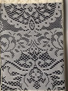 New Lace Tablecloth 54 70 Oblong 8 Napkins USA NOS