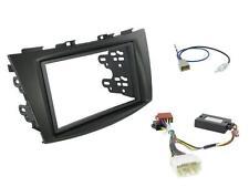 CTKSZ02 Suzuki Swift 11 on Double Din Car Stereo Fitting Kit stalk control