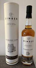 Bimber 2016 Oloroso Sherry Cask Single Malt Whisky Small Batch #03 980 Flaschen