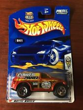 2004 HOT WHEELS #041 FIRST EDITION #29 OF 42 CARS POWER PANEL BLUE CARD NEW