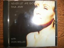 Tina May-Never Let Me Go-33 Records-UK!