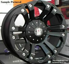 Wheels Rims 18 Inch For Nissan Armada Frontier Titan Pathfinder Xterra 866 Fits Nissan Armada