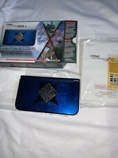 NINTENDO 3DS XL MONSTER HUNTER GENERATIONS Limited Edition Console!