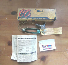 Vintage Herkimer OK Model Airplane CO2 Ignitionless Engine NEW IN BOX