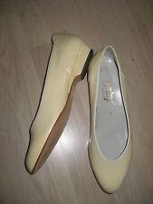 Gaby by Gabor Schuhe Ballerinas Gr.38 UK 5 Lack Leder