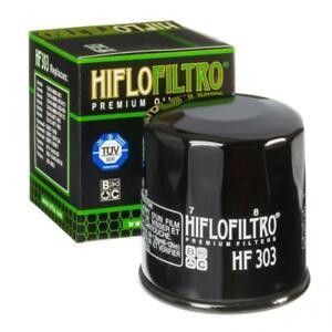 Filtro Olio Filtro Hiflo Per Quad Polaris 500 Scrambler 4X4 2010-2011 Nuovo