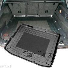 Alfombra Bandeja Cubeta maletero VW TOUAREG II desde 2010- con Antideslizante