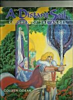 A DISTANT SOIL Knights Of The Angel by Colleen Doran Graphic Novel