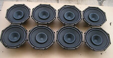 PHILIPS AD 7063/m8 15,5 cm FullRange Speaker Large Bandes 1 Pair