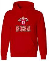 Nick Bosa San Francisco 49ers BOSA PIC HOODED SWEATSHIRT