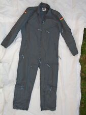 Tuta volo ignifuga luftwaffe german flying suit  fire resistent