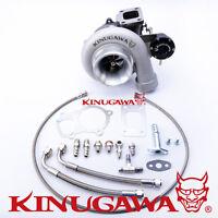 Kinugawa GTX Ball Bearing Turbocharger GT3582R Ford Falcon XR6 BA/BF T3/AR.82