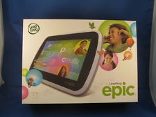 """LEAPFROG EPIC 7"""" TABLET  16 GB, WI-FI  MINT- SHELF PULLS - BLOW OUT SALE !!"""