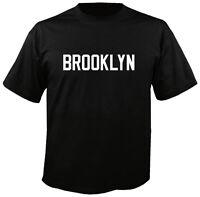 Brooklyn T-Shirt - New York Borough Hip Hop Culture Yankee NYC