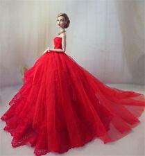 Fashionistas Hochzeit Kleidung Prinzessinnen Kleider Für Barbie Puppe E01D