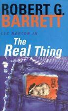 Very Good, The Real Thing - Les Norton, Robert G. Barrett, Book