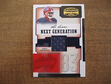 2006 Gridiron Gear Lee Evans Next Generation Jersey #/250 Bills