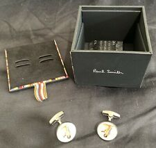 Paul Smith Naked Pinup Girl On Telephone Cufflinks