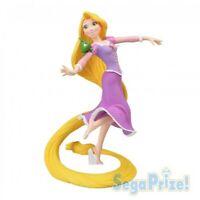 DISNEY Figura Statua RAPUNZEL 20cm SEGA Super Premium SPM Japan
