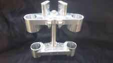 Honda Blackbird Thug Style Billet Fork Yokes to fit USD front end - Triple Trees