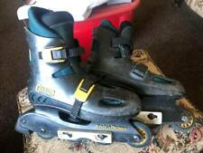 """Charger, Roller Derby, Unisex Inline Skates,size 6 ,9.5"""" Length inside the boot."""