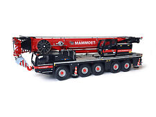 IMC Models M410209 Mammoet - Demag AC250-5 Mobile Crane 1/50 Die-cast MIB