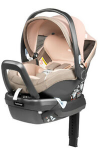 Peg Perego Primo Viaggio 4-35 Nido Infant Baby Car Seat & Load Leg Base MonAmour