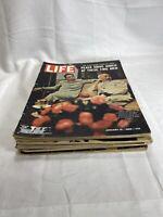 1966 LIFE MAGAZINE Lot 11 issues Virus, Vietnam, Barbara Streisand, Chaplin