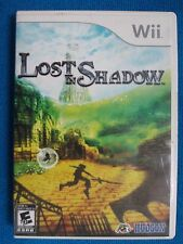 Lost in Shadow (Nintendo Wii, 2011) Tested Works